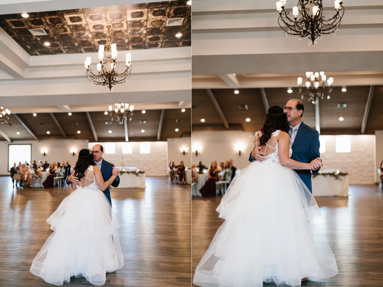 Grant + Lysette | a vibrant, deep burgundy and navy, and mixed metals wedding at Hidden Pines Chapel by North Texas Wedding Photographer Rachel Meagan Photography 138
