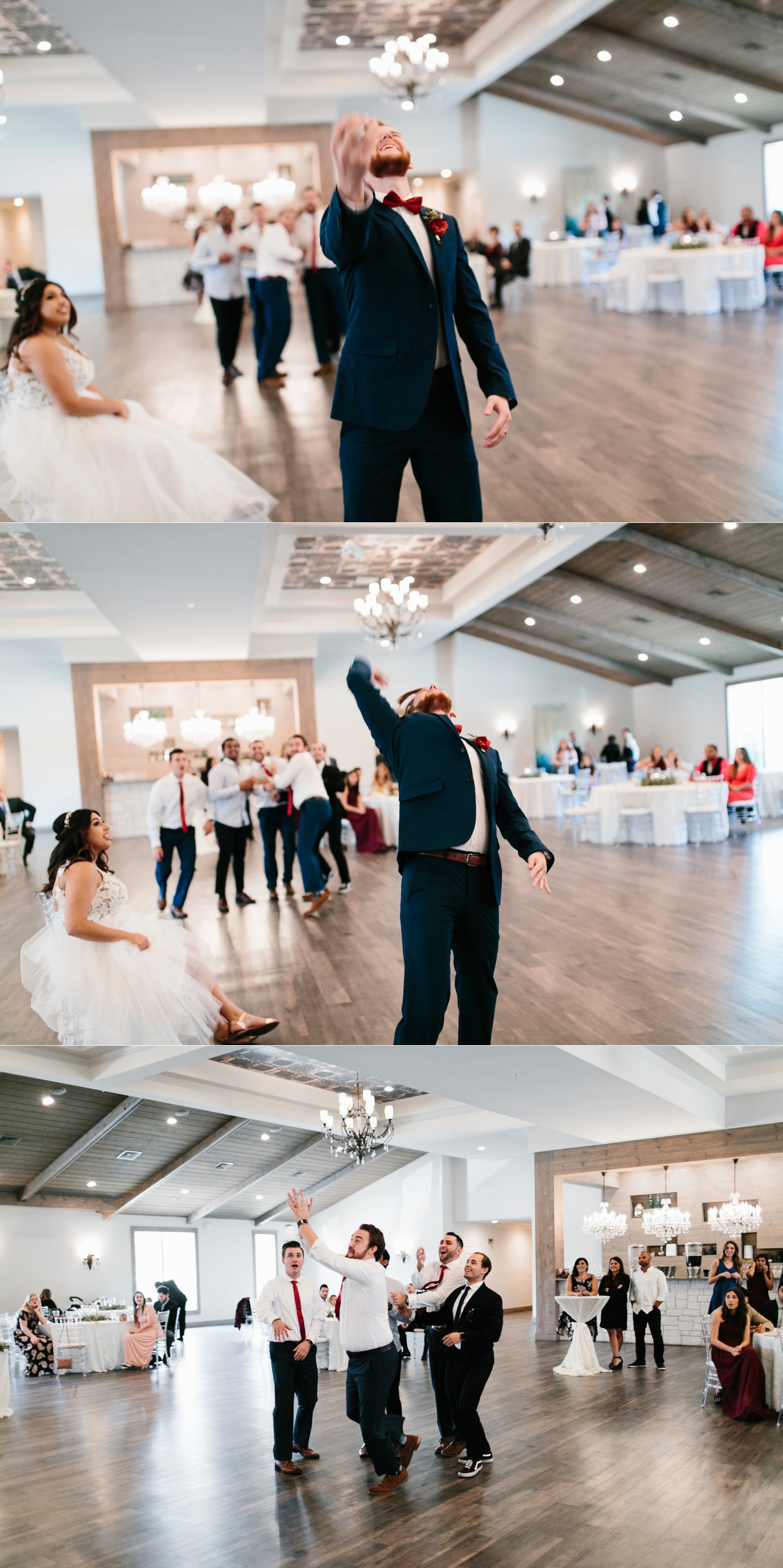 Grant + Lysette | a vibrant, deep burgundy and navy, and mixed metals wedding at Hidden Pines Chapel by North Texas Wedding Photographer Rachel Meagan Photography 174