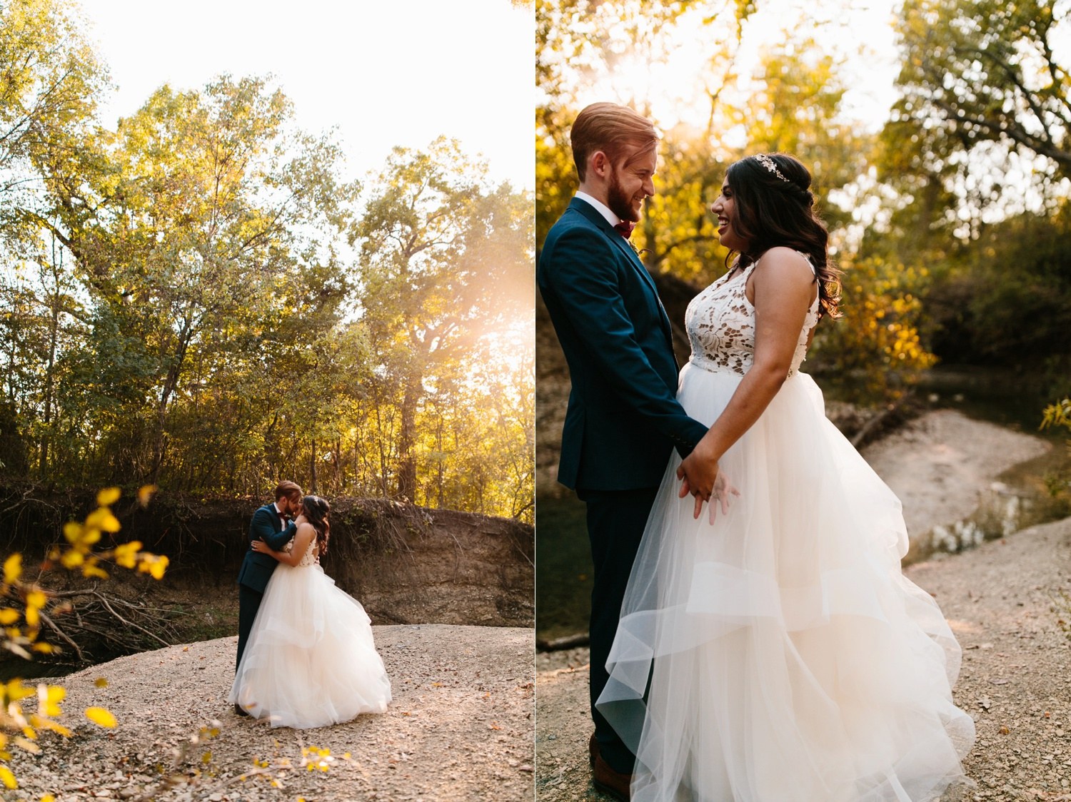 Grant + Lysette | a vibrant, deep burgundy and navy, and mixed metals wedding at Hidden Pines Chapel by North Texas Wedding Photographer Rachel Meagan Photography 199