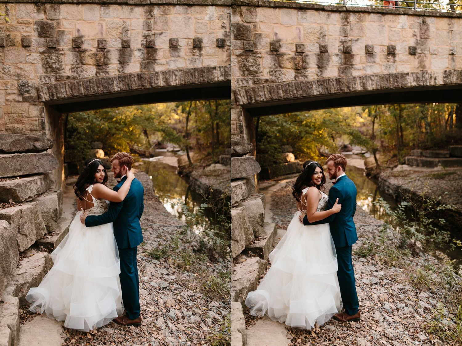 Grant + Lysette | a vibrant, deep burgundy and navy, and mixed metals wedding at Hidden Pines Chapel by North Texas Wedding Photographer Rachel Meagan Photography 215