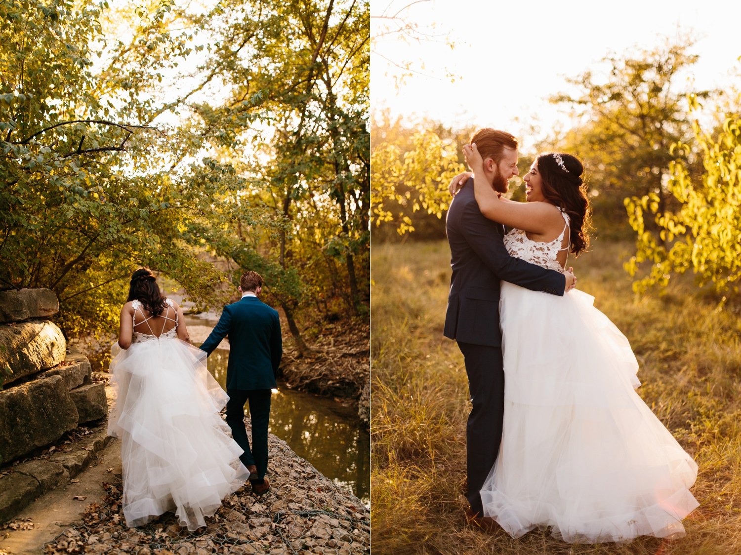 Grant + Lysette | a vibrant, deep burgundy and navy, and mixed metals wedding at Hidden Pines Chapel by North Texas Wedding Photographer Rachel Meagan Photography 216