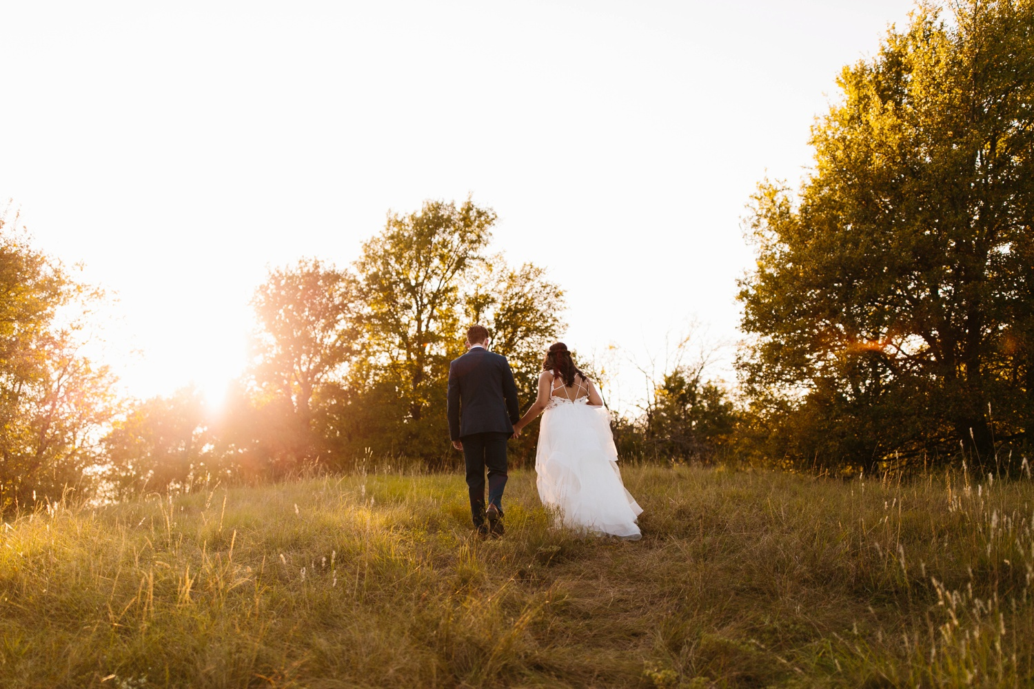 Grant + Lysette | a vibrant, deep burgundy and navy, and mixed metals wedding at Hidden Pines Chapel by North Texas Wedding Photographer Rachel Meagan Photography 217