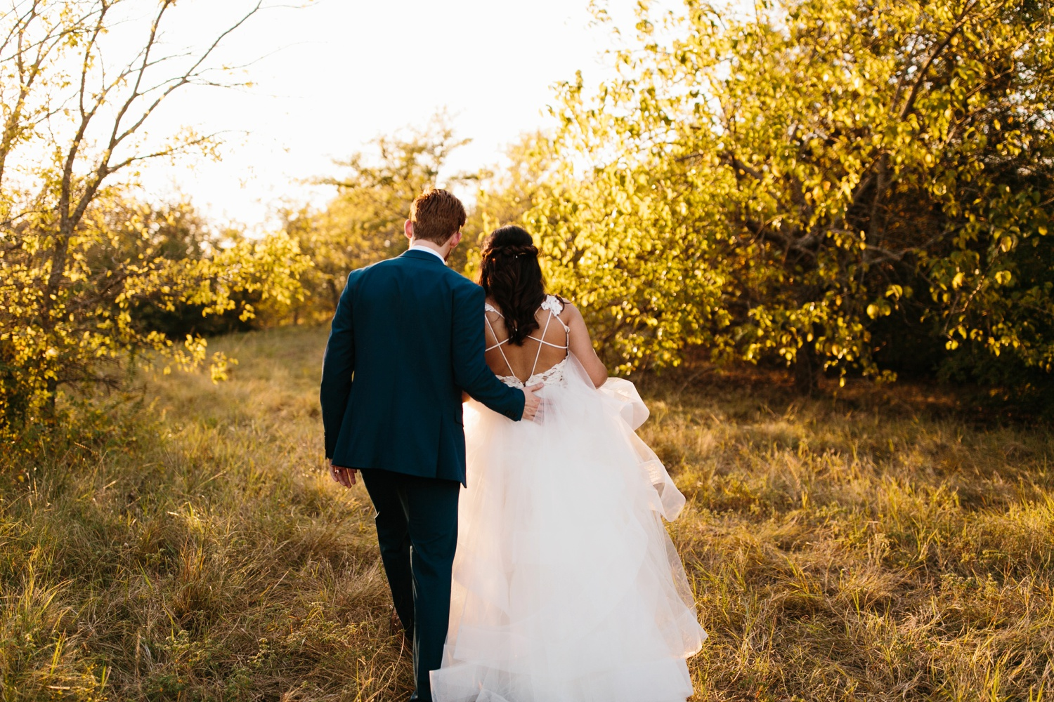 Grant + Lysette | a vibrant, deep burgundy and navy, and mixed metals wedding at Hidden Pines Chapel by North Texas Wedding Photographer Rachel Meagan Photography 219