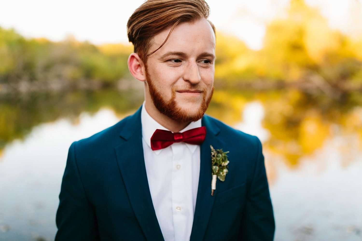 Grant + Lysette | a vibrant, deep burgundy and navy, and mixed metals wedding at Hidden Pines Chapel by North Texas Wedding Photographer Rachel Meagan Photography 237