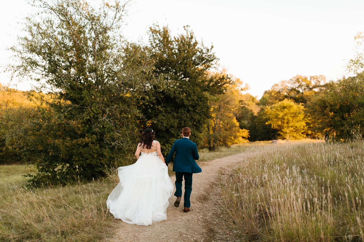 Grant + Lysette | a vibrant, deep burgundy and navy, and mixed metals wedding at Hidden Pines Chapel by North Texas Wedding Photographer Rachel Meagan Photography 246
