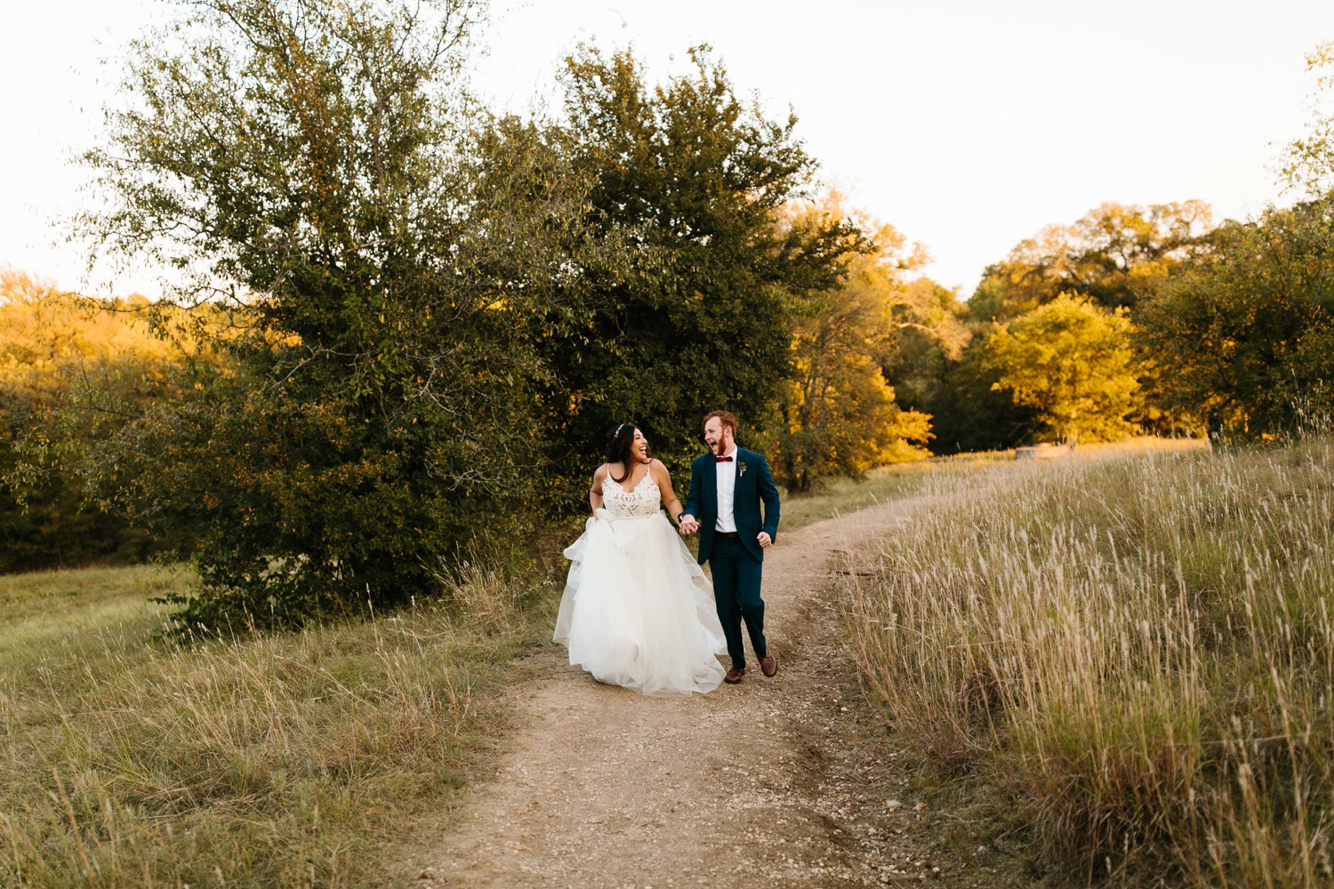 Grant + Lysette | a vibrant, deep burgundy and navy, and mixed metals wedding at Hidden Pines Chapel by North Texas Wedding Photographer Rachel Meagan Photography 247