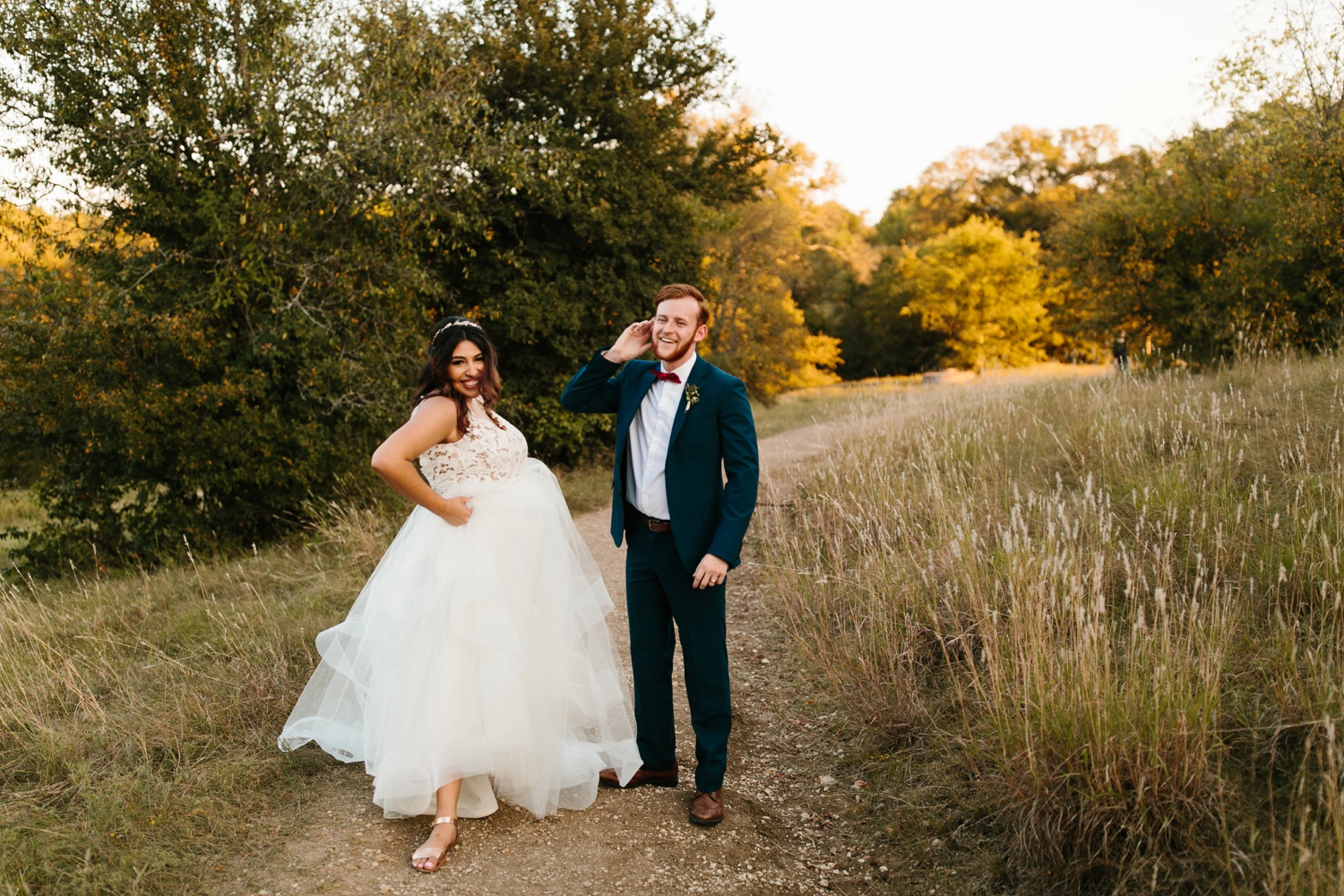Grant + Lysette | a vibrant, deep burgundy and navy, and mixed metals wedding at Hidden Pines Chapel by North Texas Wedding Photographer Rachel Meagan Photography 248