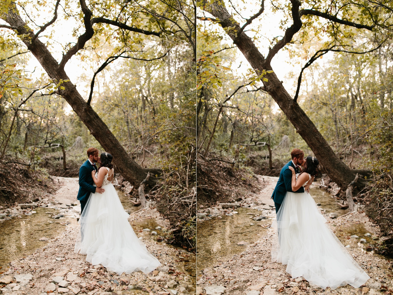 Grant + Lysette | a vibrant, deep burgundy and navy, and mixed metals wedding at Hidden Pines Chapel by North Texas Wedding Photographer Rachel Meagan Photography 251